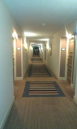 DoubleTree by Hilton & Miami Airport Convention Center : Hall to room