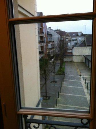 Mercure Rambouillet: vue de la chambre