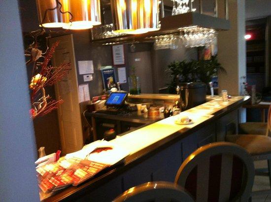 Mercure Rambouillet : le bar