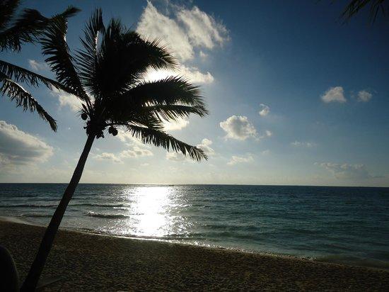 Mahekal Beach Resort: au petit matin