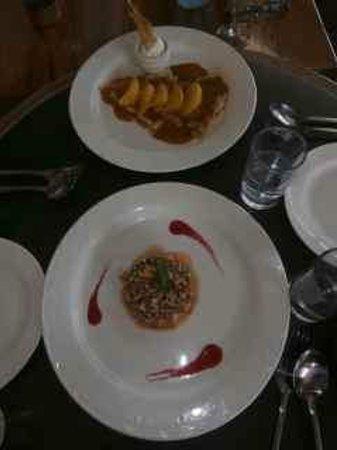 Fillaudeau's: The desserts