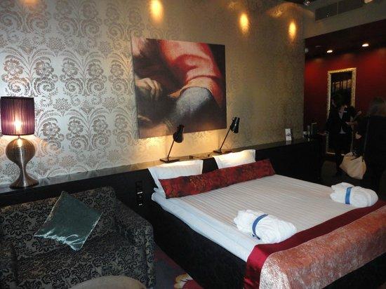 Radisson Sonya Hotel: Номер