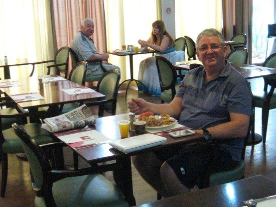 Leonardo Inn Hotel Dead Sea: daniel