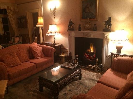 Deeside Country House: Drawing Room