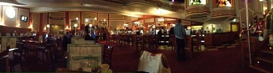 The Palladium: The bar