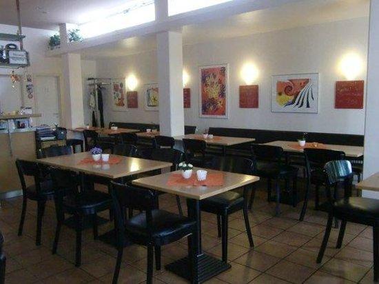 Bistro Cafe Monte Rosa: Innen