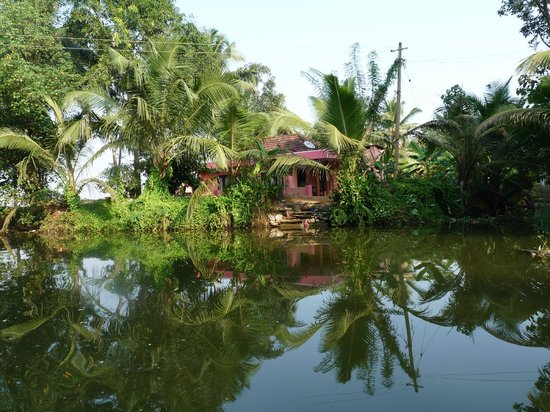 GK's Riverview Homestay: les backwaters