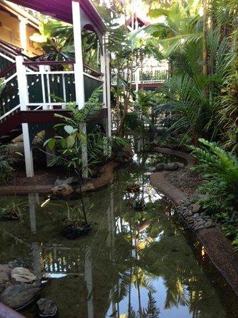 Cairns Colonial Club Resort: Il Giardino di una delle strutture