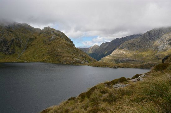 Ultimate Hikes Guided Walks : On the Routeburn track