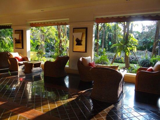 Laluna Hotel and Resort: la reception