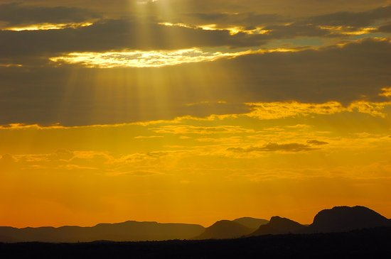 Alice Springs, Australia: Spectacular sunsets 2