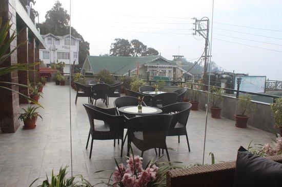 The Retreat: Terrace