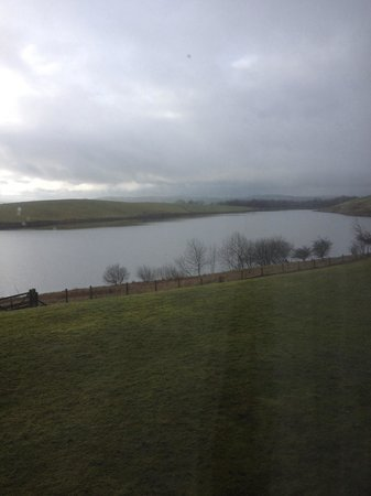 Days Inn Kendal Killington Lake: View from our room!