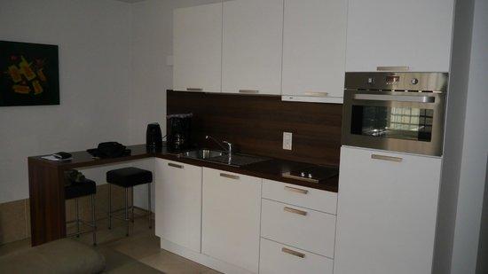 Place 2 Stay: Coté cuisine