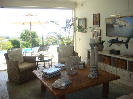 Aquavit Guest House: Lounge / Wohnzimmer