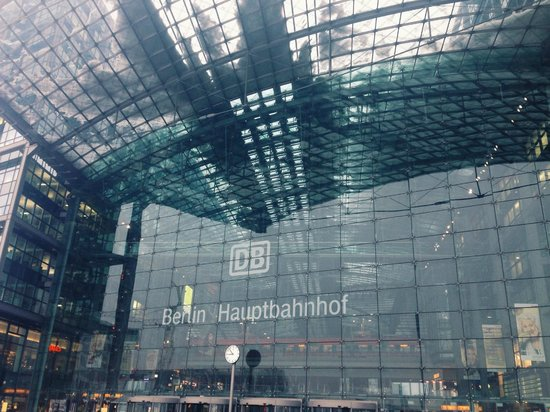 Berlin Hauptbahnhof : Вокзал