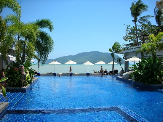 Serenity Resort & Residences Phuket: Pool view