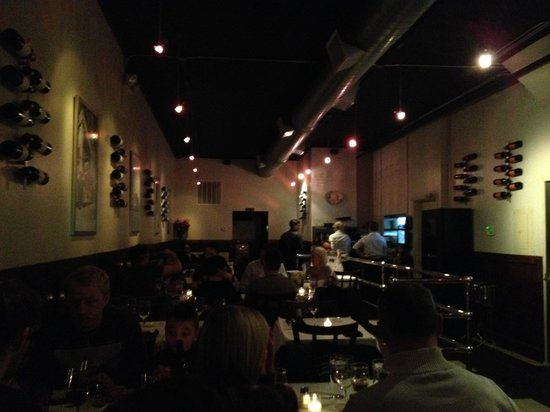 West Side Steakhouse : Salle