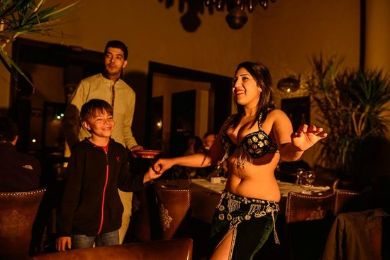 Le Tanjia: Belly Dancer