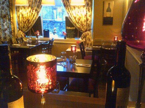 Bingley's Bistro: Dining room