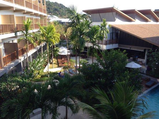 Deevana Plaza Krabi Aonang: Sun area