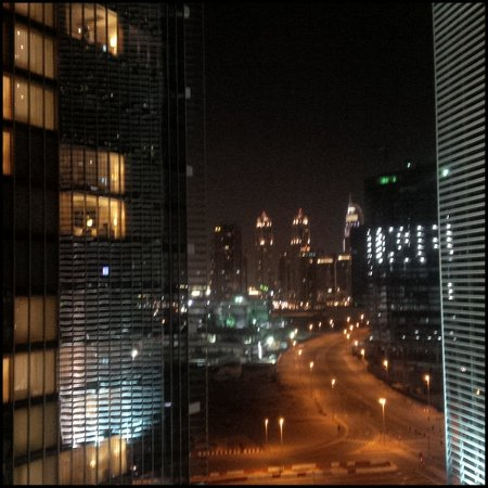 The Oberoi, Dubai: nice view from my room