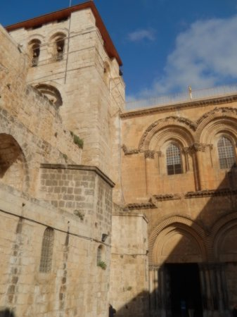 Touring Israel Luxury Day Tours: ENTREE du SAINT SEPULCRE