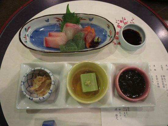 Diamond Arima Onsen Society : 料理は悪くないと思います