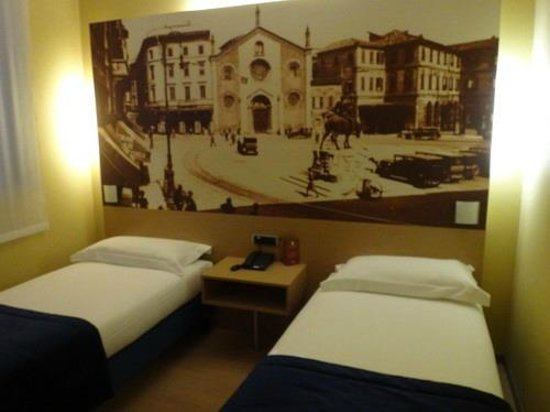 Hotel La Spezia - Gruppo MiniHotel : Наш номер