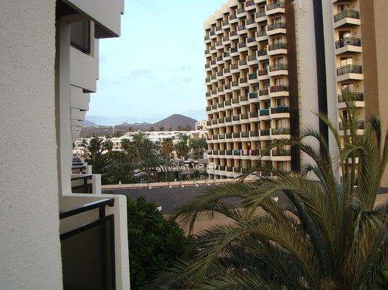 Sol Tenerife: вид из номера