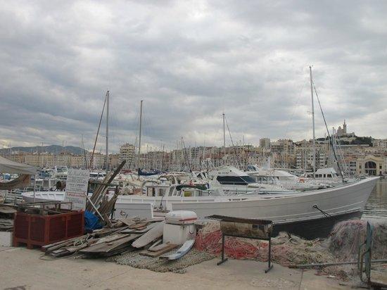 Alter Hafen (Vieux Port): Яхты в старом порту
