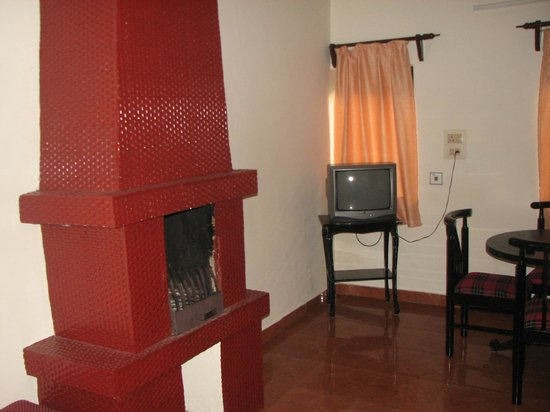 Hotel Lakeview: cottage interior 1