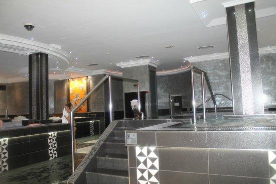 Hôtel Spa Princesa Parc : SPA RENOVE