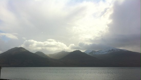 Ben More: View from afar
