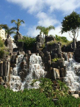 Be Live Experience Playa La Arena : la cascade