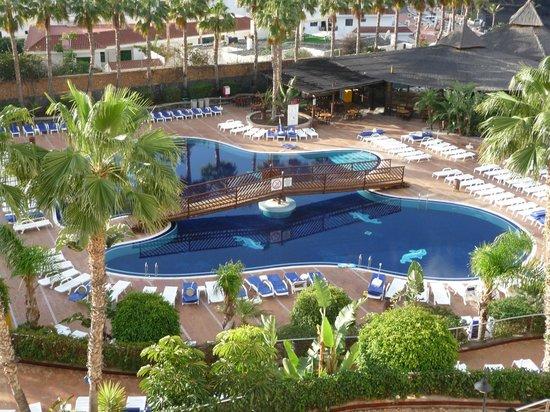 Be Live Experience Playa La Arena : Vue d'une chambre au 4ème étage