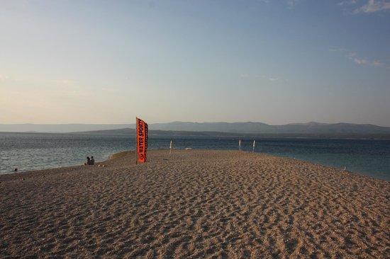 Bol, Croatia: The amazing beach!