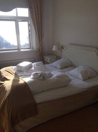 Hotel Vejlefjord: Værelset