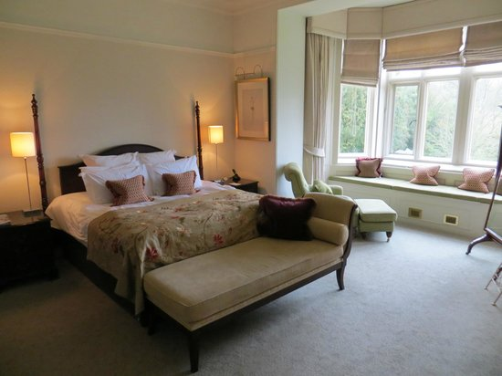 Lords of the Manor Hotel: Spacious, clean and comfortable accommodation