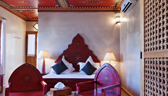 Riad Chbanate: Our romantic Mauresque suite