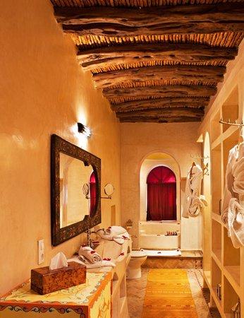 mauresque room riad chbanate