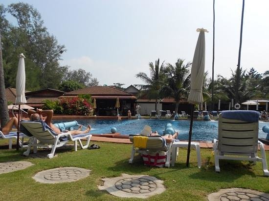 Imperial Boat House Beach Resort: pool