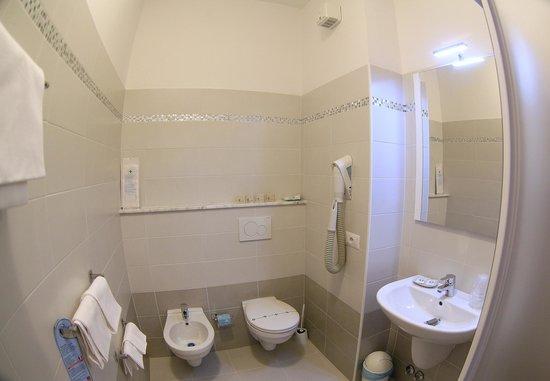 Hotel Virginia: Bagno