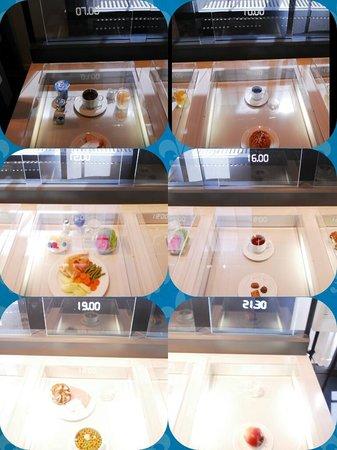 Alimentarium - Musée de l'alimentation : Режим питания