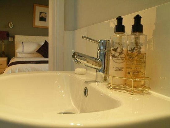Jasmine House Bed and Breakfast : Ensuite Facilities