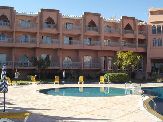 Ryad Mogador Kasbah: piscine