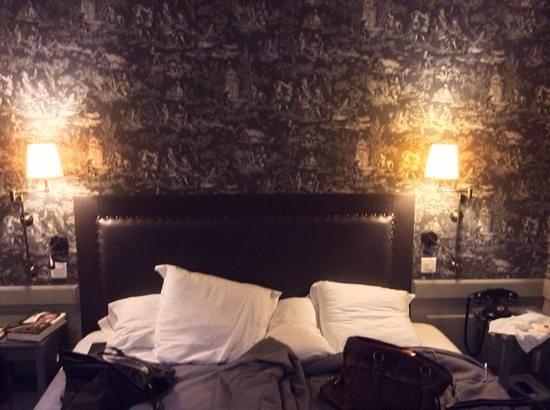 Hotel de Londres Eiffel : Our room