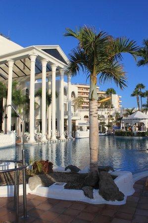 Guayarmina Princess Hotel : Poolbereich