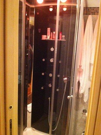 Al Viminale Hill Inn & Hotel : bagno