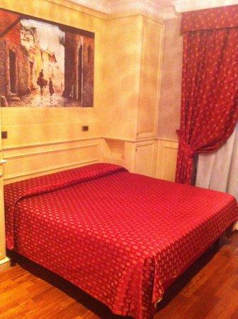 Al Viminale Hill Inn & Hotel : stanza